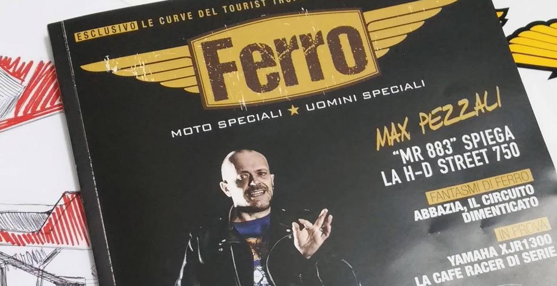 Ferro Magazine North East Custom