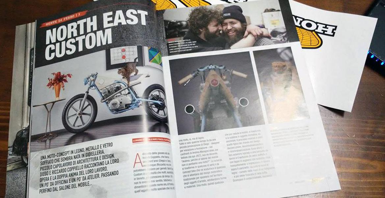 Ferro Magazine North East Special Custom
