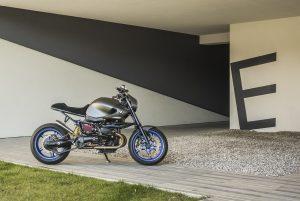 North East Custom Padova moto italia bmw