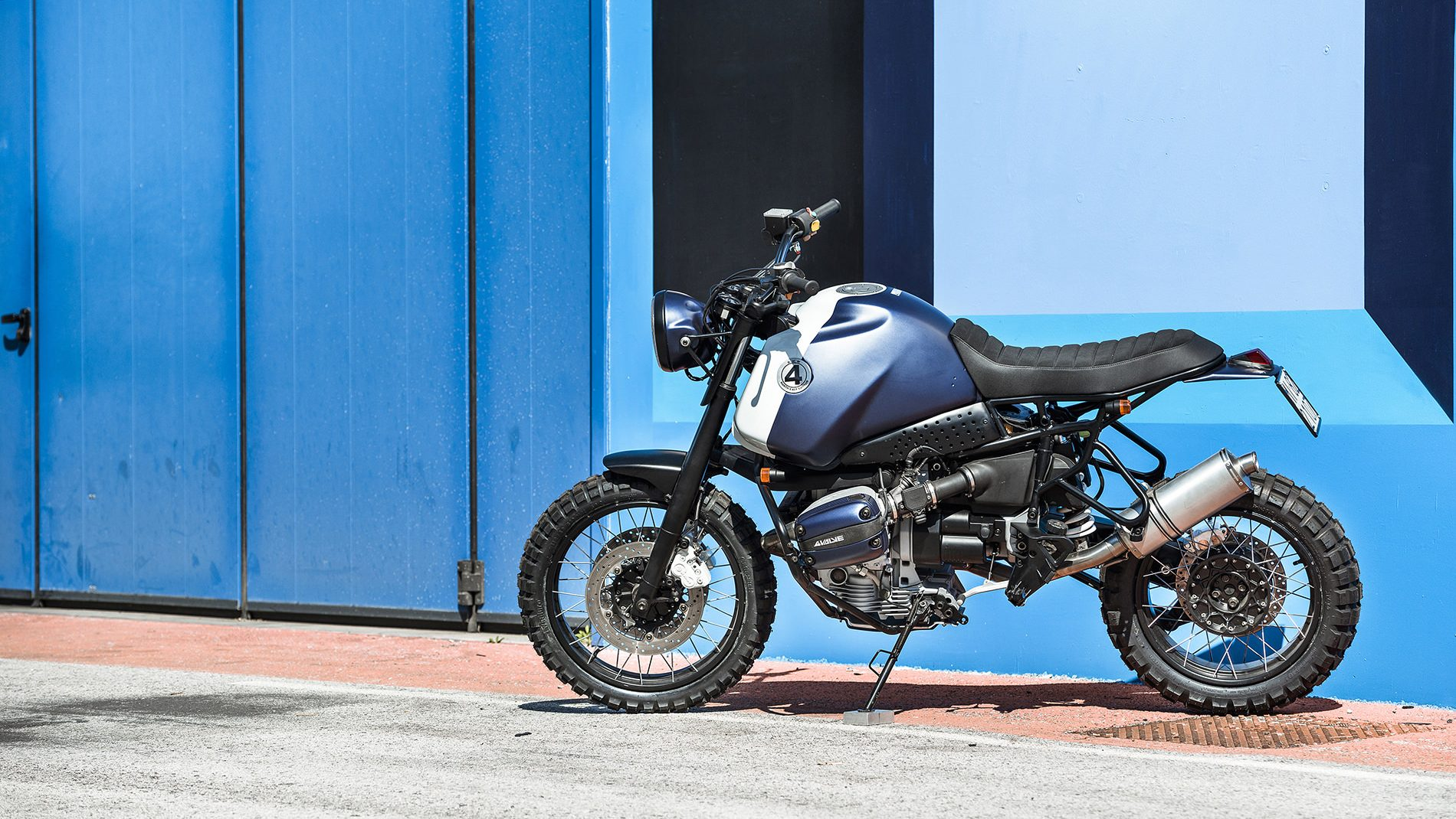 bmw gs 1100 northeastcustom padova