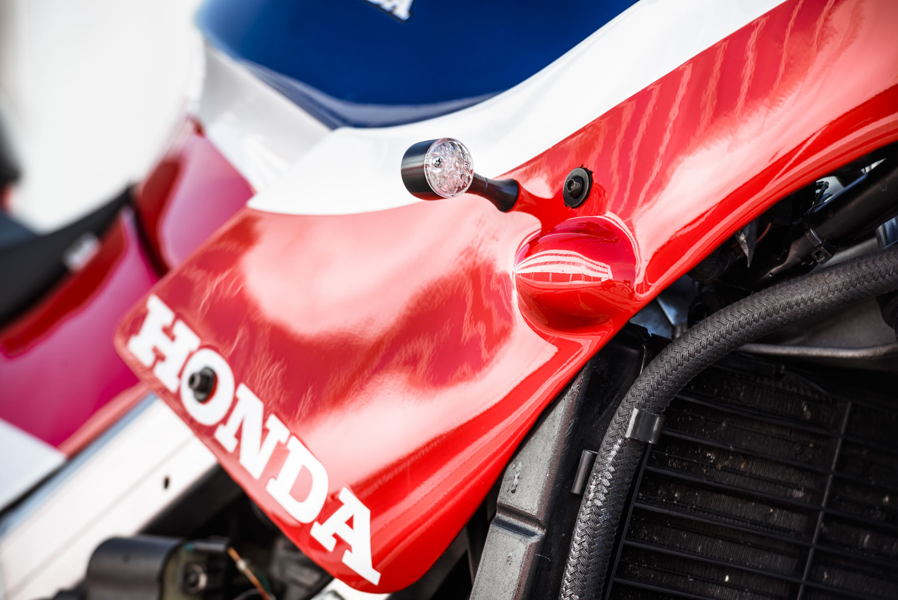 17 NEC Honda VFR HRC Tribute