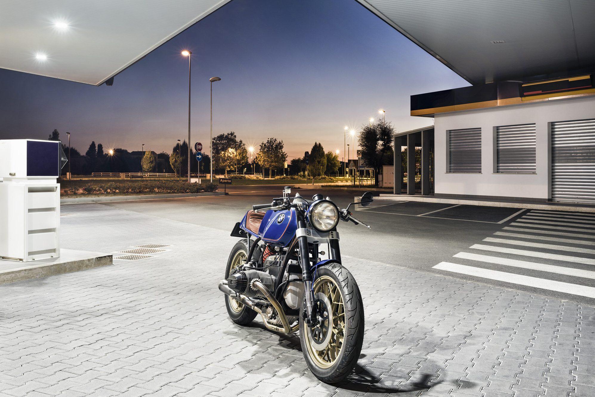 01 NEC BMW R100 RS Racer
