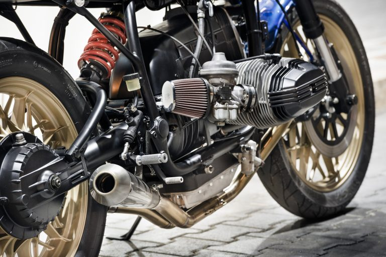 08 NEC BMW R100 RS Racer